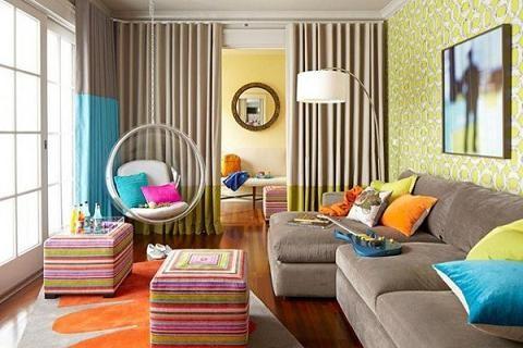 Hướng dẫn phối màu sắc một cách hợp lý cho ngôi nhà của bạn