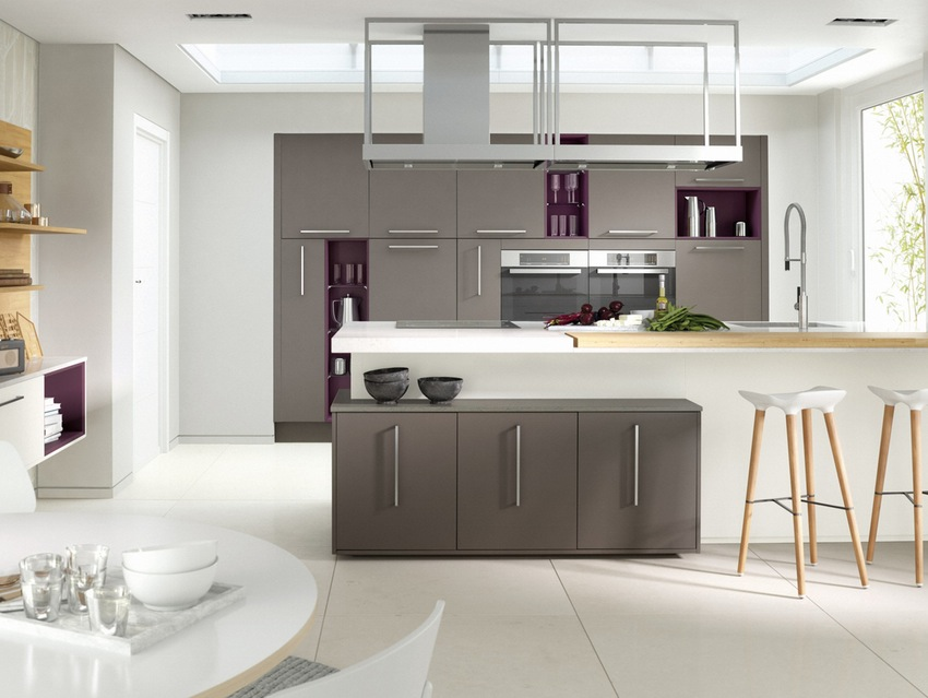 Những màu sắc lý tưởng cho phòng bếp của bạn